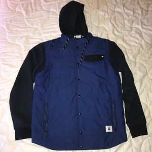 686 Tech Goods Bedwin Quited Jacket! Size: Large